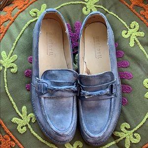 BED STU Blue Darla Loafer